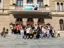 Osmáci poznávají krásy Moravskoslezského kraje