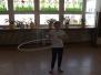 Soutěž v kroužení s gymnastickým kruhem