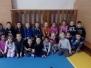 Sportovní dopoledne v rámci projektu spolupráce ZŠ a MŠ