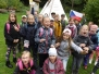 Třeťáci ve Švagrově
